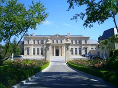 Fleur de Lys A stunning French style home in the Holmby Hills Area of Los Angeles.