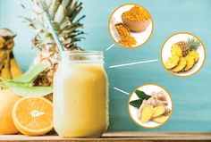 You won't regret trying this pineapple turmeric smoothie. It's a nutritional powerhouse, loaded with inflammation-busting phytonutrients that help fight cancer and the common cold. Pineapple, turmeric, ginger and orange, all contain anti-inflammatory and anti-tumour properties. Mixing them together creates a powerful combo that heals the body from the inside out. It will help rejuvenate, revitalize, …