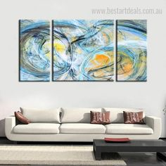 Light up your home interiors with this abstract stretched painting print. Available ready to hang canvas at discount price.  #abstractarts #walldecor #artists #digitalart Painting Prints, Wall Art Prints, Online Art Store, Stretched Canvas Prints, Discount Price, Wall Art Decor, Interiors, Artists, Abstract