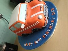 Cooper car  Cake by Bubba's cakes
