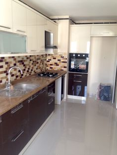 Kitchen Island, Kitchen Cabinets, Home Decor, Kitchen, Island Kitchen, Decoration Home, Room Decor, Cabinets, Home Interior Design