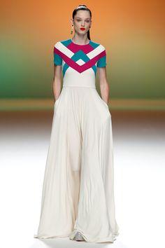 David Delfín. SS 2012. Cibeles Madrid Fashion Week.