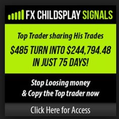 Fx Childs Play Signals review My typical trades make us 300%  1000% returns in only a few weeks http://ift.tt/2vQt2H5