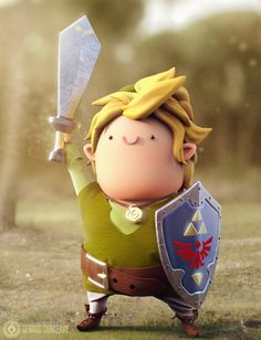 Link gordito. by Capital---G.