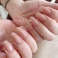 Natural Almond Nails, Casual Bridesmaid, Pink, Beauty, Design, Beauty Illustration, Roses