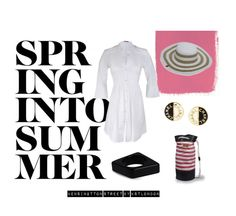 Look de primavera con vestido, sombrero y bolso de  KST London. Hazte con él en www.kstlondon.com #fashion #moda #springfashion by KST London.