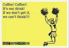 coffee cheer
