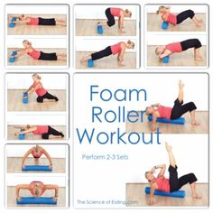 This workout is a fabulous way to not only break a sweat, but to also give those sore and tired muscles what they need to repair themselves all in ONE SHOT!