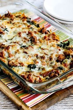 The Casseroles That Will Save Anyone On The Keto Diet