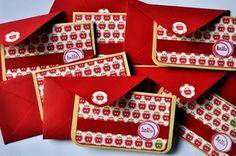 Kit de cartões artesanais #videotutorial #cardmaking #papercraft #DIY #PAP