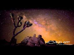 7-Second Galaxy Gaze    Star Fields by Louie Schwartzberg   Published on 30 May 2013