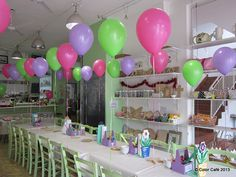 Ceramic Painting Café in Hyde Park Johannesburg. Bring the kids, your spouse or round up a few friends for a fun and creative time at Color Café. Kids Party Venues, Kids Party Decorations, Future Shop, Paint Party, Ceramic Painting, South Africa, Entertainment, Magazine, Ceramics