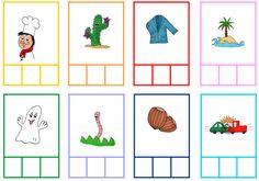 (2016-06) Stavelser Kindergarten, Hebrew School, Alphabet, Gallery Wall, Education, Activities For Kids, Phonological Awareness, Initial Sounds, Pictorial Maps