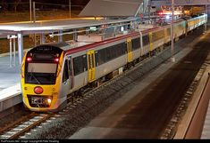 RailPictures.Net Photo: SMU286 Queensland Rail EDi/Bombardier 260 Series Suburban Multiple Unit at Brisbane, Australia by Peter Reading