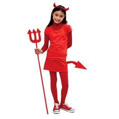 Devil Costume Ideas Claudia Halloween 2014