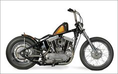 Tumblr Sportster Chopper, Hd Sportster, Harley Davidson Sportster, Old School Motorcycles, Motorcycle Clubs, Bobbers, Old Scool, Old School Chopper, Classic Bikes