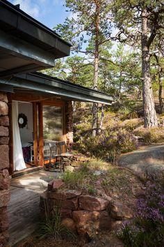 GILL RENLUND The Good Place, Garden Design, Miniature, Island, Architecture, Modern, Outdoor, Inspiration, Cabins