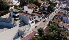 Las obras de renovación en Puerto Vallarta: el Faro de Vallarta