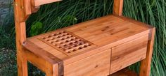 Formal Redwood Benches Nashville Tn And Art and redwood picnic bench plans
