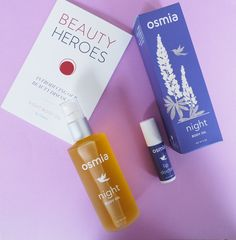 In Osmosis with Osmia Beauty Heroes  February  box