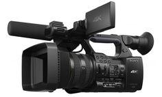 Sony PXW-Z100 : la caméra 4K de Sony officialisée !