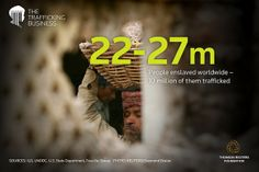 5 facts: The trafficking business by trust.org, via Flickr