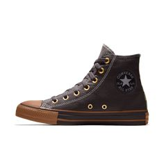 Converse Custom Chuck Taylor All Star High Top Shoe. Converse Men, Converse All Star, Sneakers Fashion, Fashion Shoes, Custom Chuck Taylors, Mens Training Shoes, Fresh Shoes, Driving Shoes, Baskets