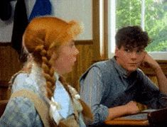 In My Own Little Corner of the Sky gilbert blythe anne of green gables a* GIF