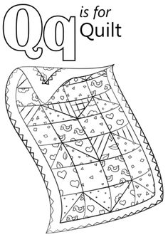 quilt coloring pages # 0