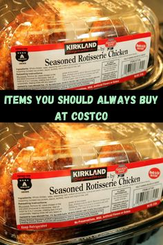 I'm talking about samples at the end of almost every aisle all week long. You could do a single lap around the store and eat enough to constitute a meal. Not like I've done that or anything…*ahem* Anyways….Costco is