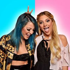 It's Niki and Gabi! Aka the girly-girl and the hipster. We make videos from singing, to funny and relatable, to DIY's, to Fashion, and to Beauty! Want to see...