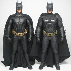 Hot Toys Batman Original Costume & The Dark Knight Batman Batman Dark, I Am Batman, Batman Begins, Batman The Dark Knight, Batman Vs Superman, Spiderman 2002, Batman Costumes, Batman Cosplay, Joker 3d Wallpaper