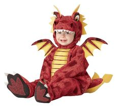California Costumes Adorable Dragon Infant, Red/Yellow, 12-18 California Costumes http://www.amazon.com/dp/B00CA6FE9O/ref=cm_sw_r_pi_dp_93a-vb0MFAFEZ