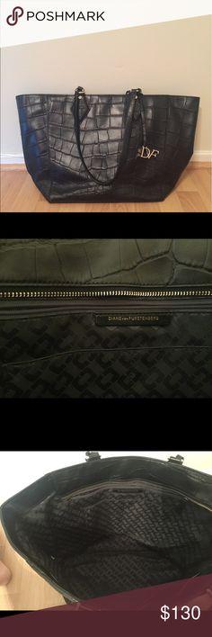 Diane von Furstenberg bag Great condition. Rarely used. Diane Von Furstenberg Bags