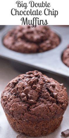 Bakery Recipes, Donut Recipes, Cupcake Recipes, Brunch Recipes, Bread Recipes, Breakfast Recipes, Dessert Recipes, Cinnamon Roll Muffins, Jumbo Muffins