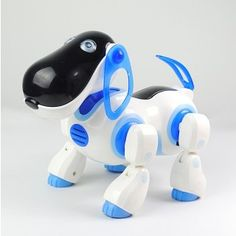 Smart Infrared Remote Control Dog Toy