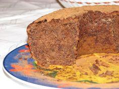 Bolo de chocolate maçã e canela, Receita de Alcina - Petitchef