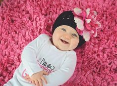Beautiful for family photos or a day out on the town! Our hand knit crochet hats are stitched with soft thread and adorned with beautiful flowers or marabou.
