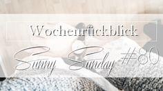 Sunny Sunday #80 Ein neuer Wochenrückblick ist online :) schaut auf www.josieslittlewonderland.de vorbei. Ich wünsche Euch viel Spaß beim lesen