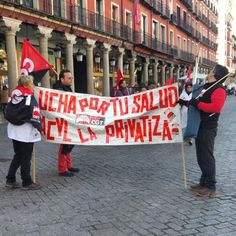 #Manifestacion #20E #NosDueleLaSanidad #Valladolid #MareaBlancaCyL #50.000 #SanidadPública #Recortes #CyL #Hospital #LaSanidadNoSeVende #EnMarchaXloBasico #LuegoDireisQueSomosCincoOSeis #Segovia #Burgos #Aranda #ElBierzo #Benavente #Avila #LeonEsp #Palencia #TierraDeCampos #Salamanca #Zamora #Soria #DefendemosLoPublico