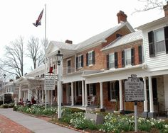 You can book your stay at the oldest continuously run inn in America right here in Virginia.