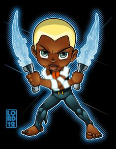 Young Justice- Aqualad by lordmesa.deviantart.com