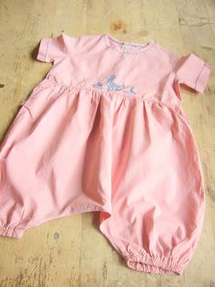 Charming Vintage 1920s Toddler Onesie Hand by VintageZipper, $25.00