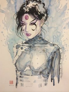 KABUKI Library Edition Vol.4 by David Mack *
