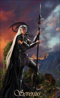 Dragon Witch Destiny ~ Nene Thomas