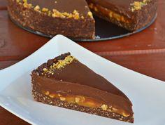 Nagyon csokis karamellás keksztorta Recept képpel - Mindmegette.hu - Receptek