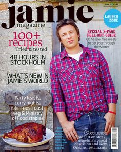 Jamie Oliver Magazine edition 1