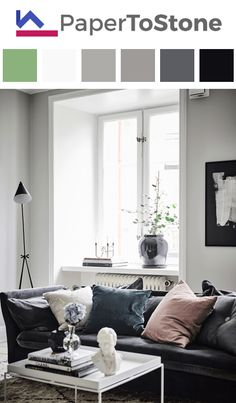 Gray sofa Living Room Decor Best Of How to Decorate with Velvet Furniture Pillows Living Room Grey, Living Room Sofa, Home Living Room, Living Room Designs, Living Room Furniture, Home Furniture, Living Room Decor, Furniture Ideas, Cozy Living