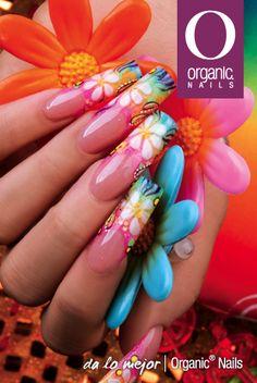 Organic® Nails... Disco Collection
