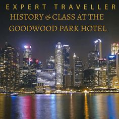 A premium hotel experience at the Goodwood Park Hotel Singapore Premium Hotel, Landmark Hotel, Park Hotel, Hostel, Singapore, New York Skyline, History, Building, Travel